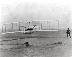 Wright-Brothers-flight